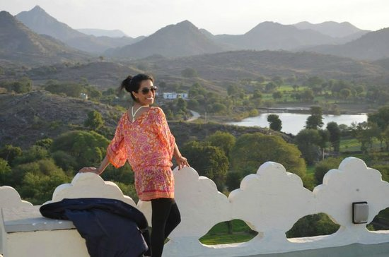 RAAS Devigarh: Rooftop view