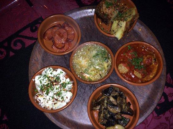 La Paella Spanish Restaurant: Authentic Spanish tapas