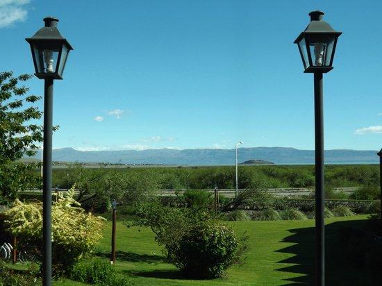 Hotel Sierra Nevada: Vista da sala de estar do hotel