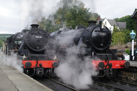 Eden House B&B: North York Moors Steam Railway Pickering