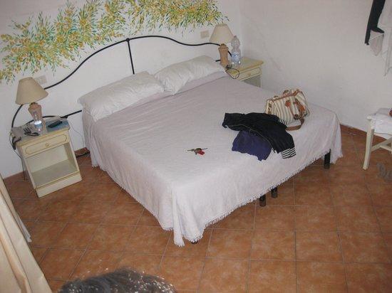 Hotel La Jacia: Stanza