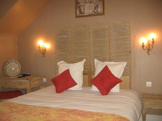 Villa Marjane : chambre double classique / classic double room