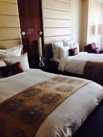 JW Marriott Marquis Miami: Beds