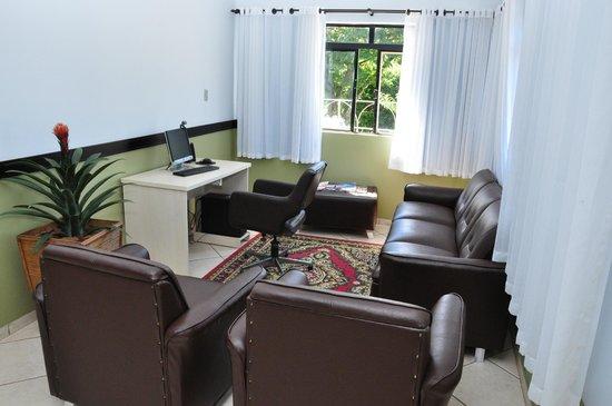 New Hotel Herta: Business Center