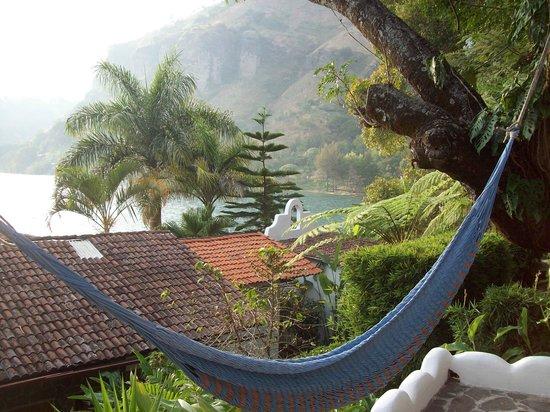 Jinava Hotel & Restaurant: panorama dalla camera