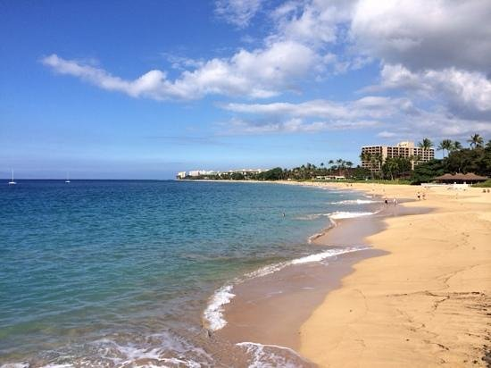 Sheraton Maui Resort & Spa: Looking north