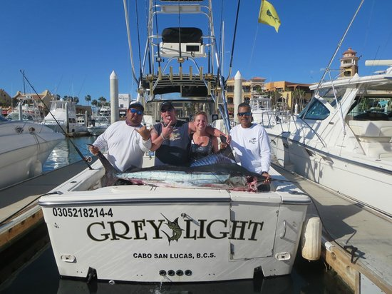 Fishing Charters Cabo: Mission Accomplished!!