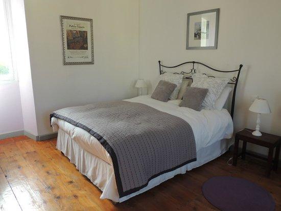 Maison 225: Habitación muy amplia y decorada con gusto