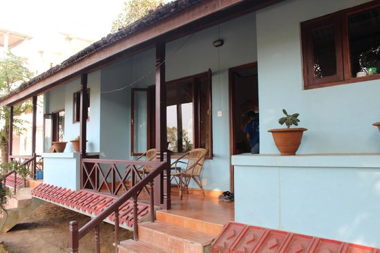 Chitwan Forest Resort: our room