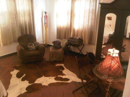 La Casa del Farol Hotel Boutique: L'interno di una stanza