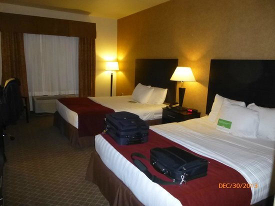 La Quinta Inn & Suites Ely: Double Queen Room