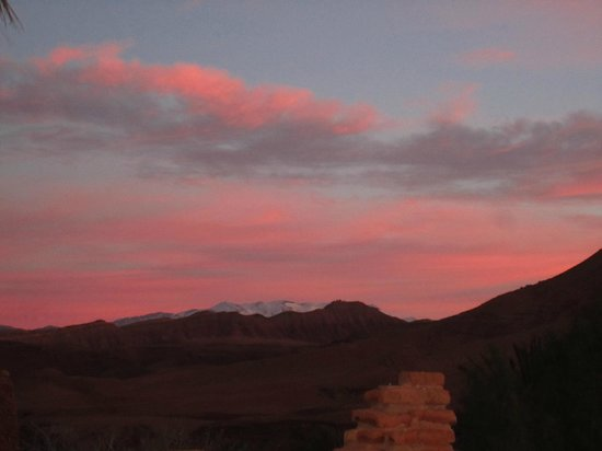 Your Morocco Tour LLC - Day Tours : Sunset at Ait Ben Haddou