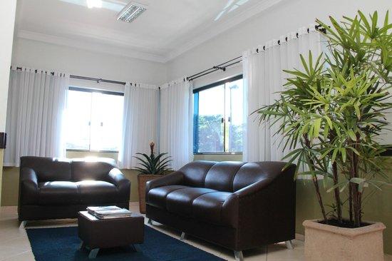 New Hotel Herta: Sala de estar
