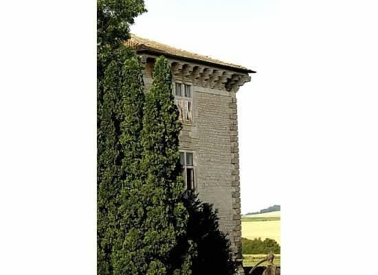 Hostellerie De L'Isle En Bray : Tower