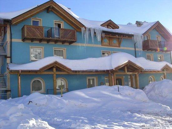 Hotel Cielo Blu: cielo blu