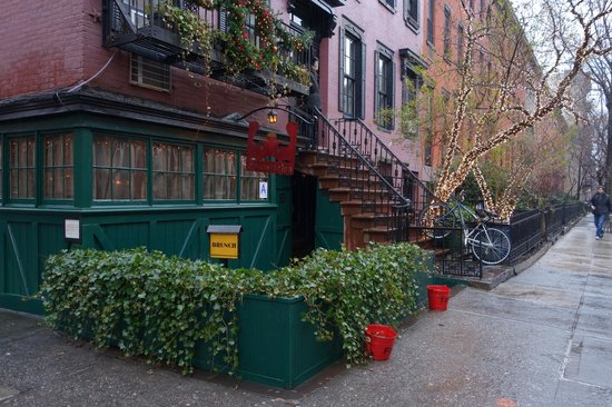 The Waverly Inn and Garden : Exterior