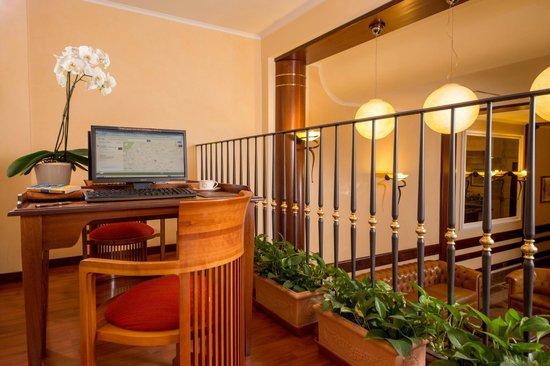 Hotel Ranieri Via Venti Settembre Roma