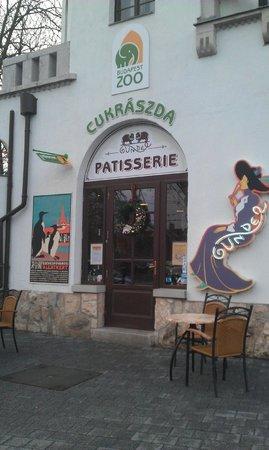 Gundel Patisserie