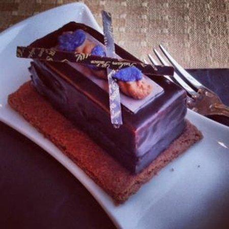 Four Seasons Hotel Gresham Palace: Opera cake