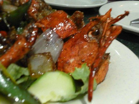 Pho Pasteur: Whole lobster!