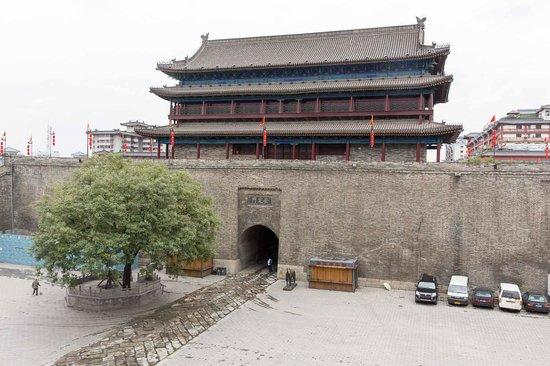 Muralla de Xi'an: City Wall Gate to Xi'an