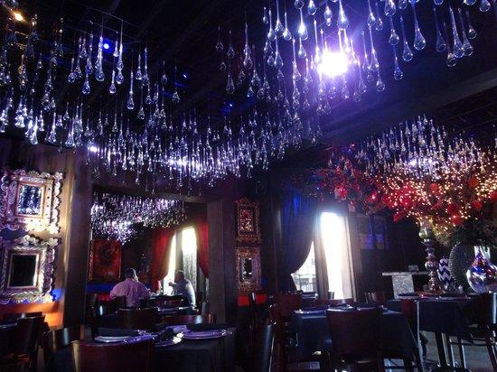 Elvira's : Interior of restaurant
