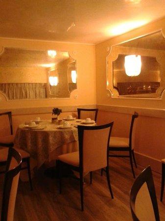 Hotel San Luca : Sala della colazione