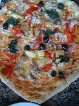 La Porchetta: Vegetariana Pizza