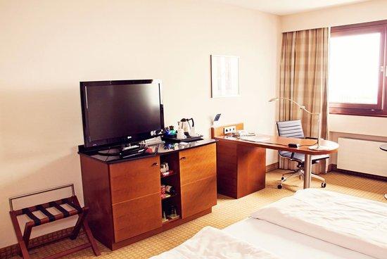 Hilton Innsbruck: Bedroom