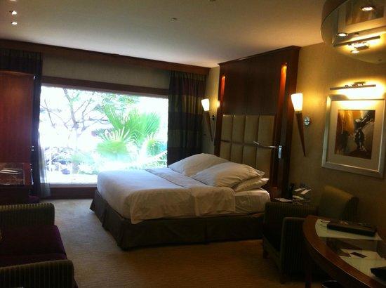 Le Meridien Dubai Hotel & Conference Centre: Zimmer 2101