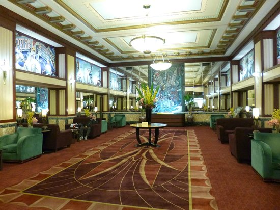 Hotel Edison Times Square : Waiting area / lobby
