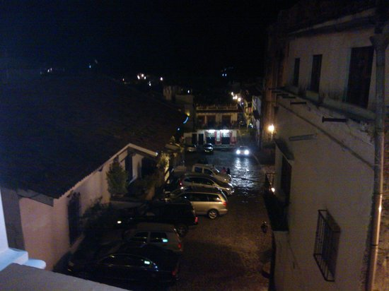 Hotel Agua Escondida: Vista desde nuestro Balcón