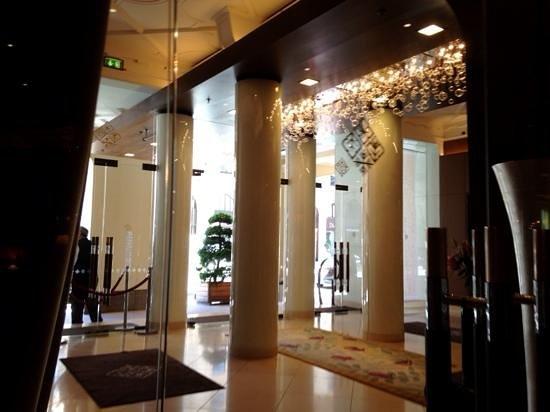 Hotel Vier Jahreszeiten Kempinski Munchen: Lobby