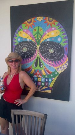 El Camello : Great local art!
