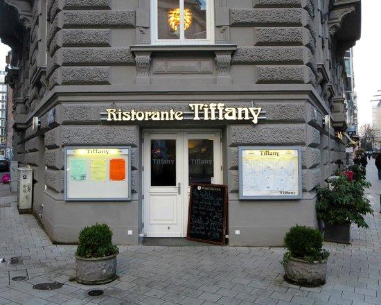 Guter Italiener Bei Den Colonnaden Tiffany Hamburg