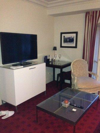 Hotel Le Royal Lyon - MGallery Collection: alles viel zu eng für eine Suite