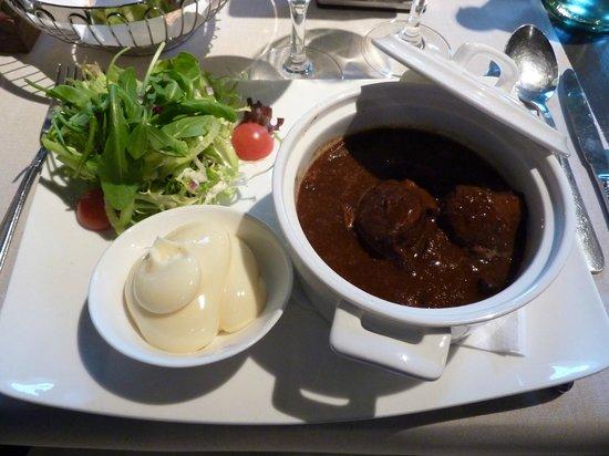 Restaurant De Graslei: Stoofvlees