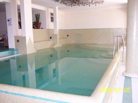 Hotel Atlantico: la piscina