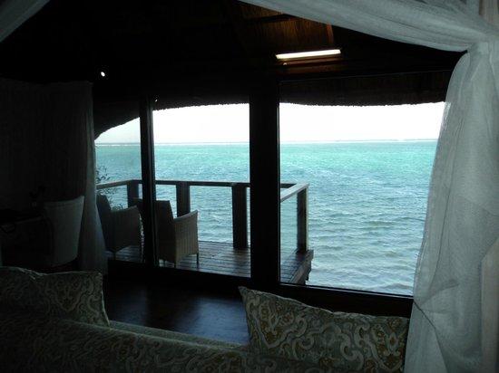 Melia Zanzibar: Blick vom Zimmer