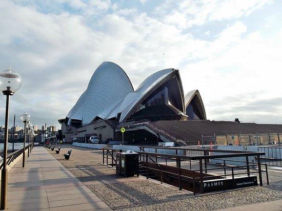 Sydney Harbour: Opera