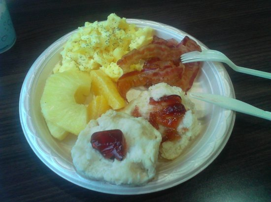 Hampton Inn Pawleys Island - Litchfield: Hotels Breakfast