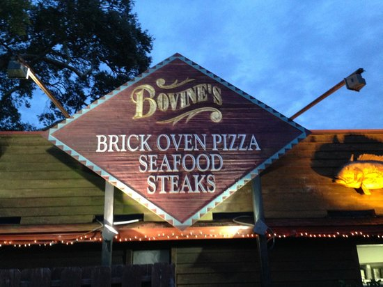 Bovine S Wood Fired Specialties Murrells Inlet Menu Prices Restaurant Reviews Tripadvisor