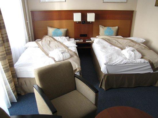 Hotel Marttel: Room