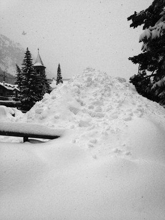 Club Hotel Grande Claviere: Enough snow?