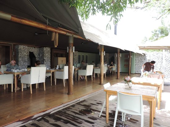 andBeyond Ngala Tented Camp: Common Area