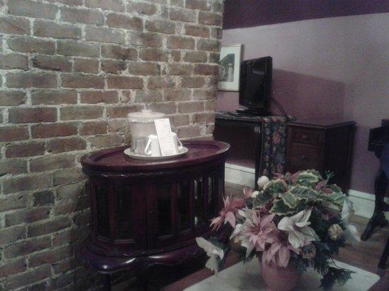 Columns Hotel: Pretty Baby Suite