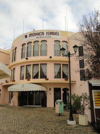 Monica Isabel Beach Club: hotel