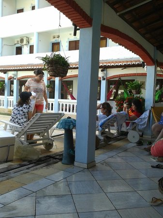 Pousada Hotel Mediterraneo