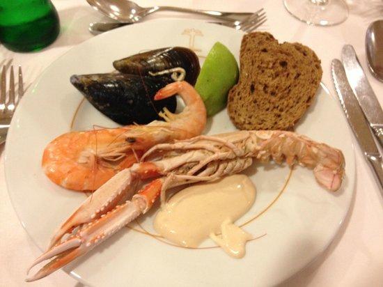 Costa Adeje Gran Hotel: Essen