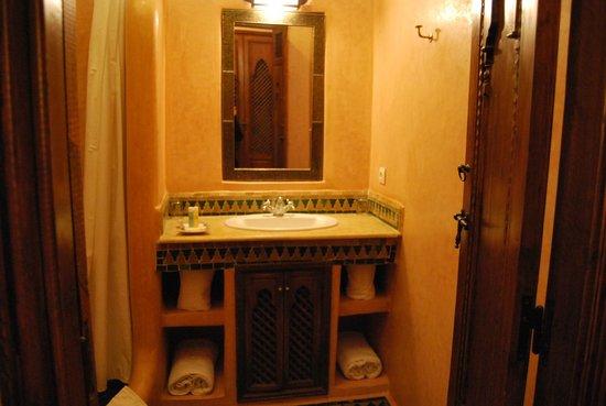 Riad Bahia Salam : Cuarto de baño